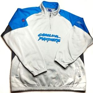 NFL Apparel Reebok Carolina Panthers XL Pullover